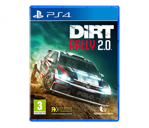 PlayStation Dirt Rally 2.0 - 593626 - zdjęcie