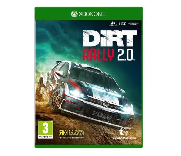 Xbox Dirt Rally 2.0 - 593649 - zdjęcie