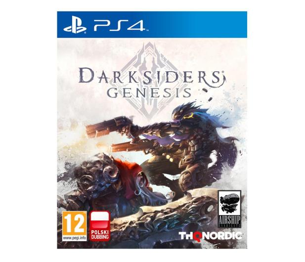 PlayStation Darksiders Genesis  - 593630 - zdjęcie