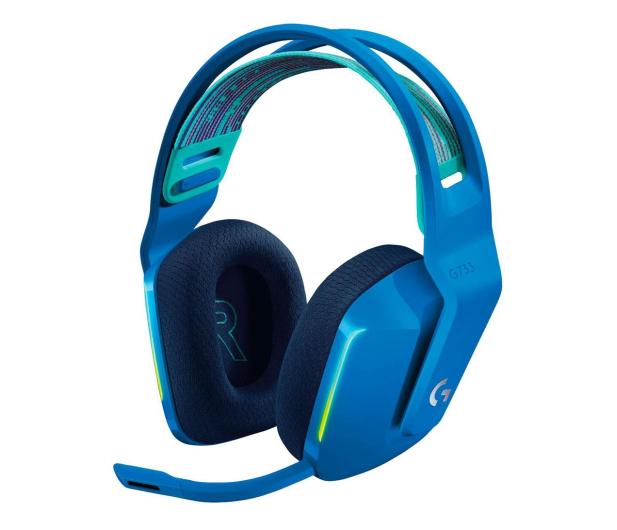 Logitech G733 LIGHTSPEED blue - 594939 - zdjęcie