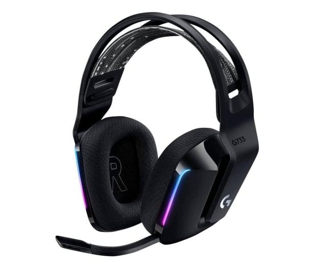 Logitech G733 LIGHTSPEED czarne - 594937 - zdjęcie