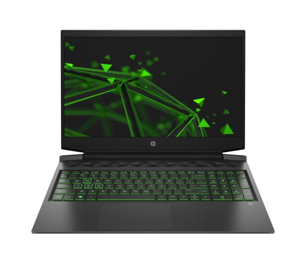 HP Pavilion Gaming i5-10300H/16GB/512/GTX1650Ti 144Hz - 593516 - zdjęcie