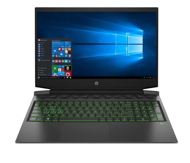 HP Pavilion Gaming i5/16GB/512/Win10 GTX1660Ti 144Hz - 640050 - zdjęcie