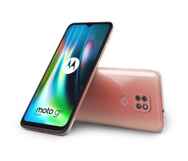 Motorola Moto G9 Play 4/64GB Purple Rose + 64GB - 588685 - zdjęcie 7