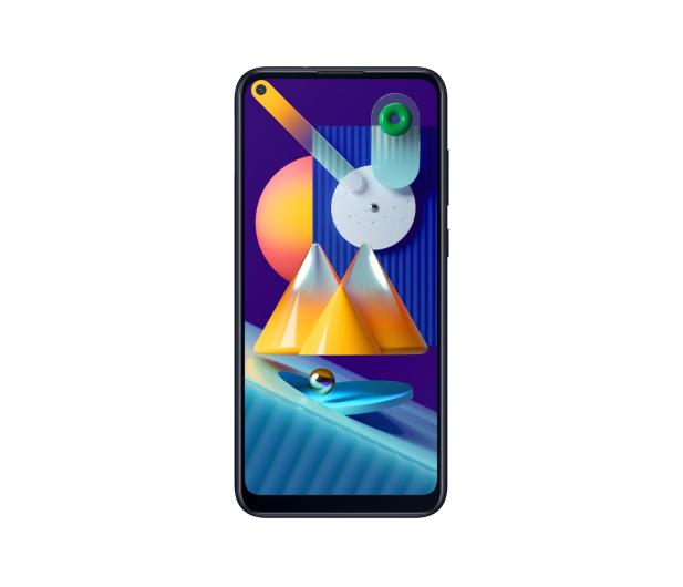 Samsung Galaxy M11 SM-M115F czarny - 594348 - zdjęcie 3