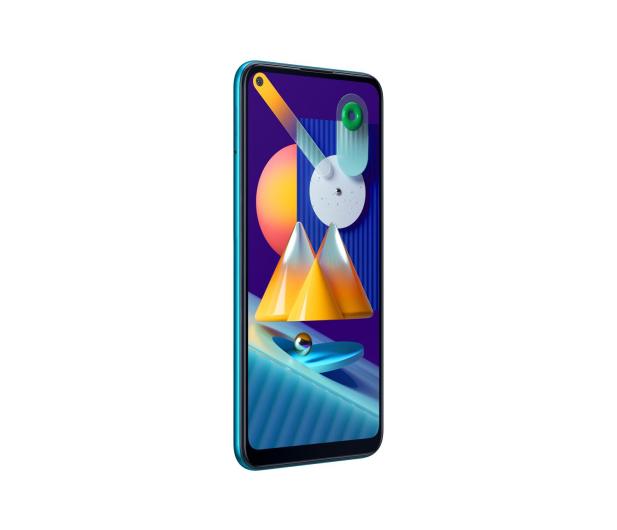 Samsung Galaxy M11 SM-M115F niebieski - 594349 - zdjęcie 2
