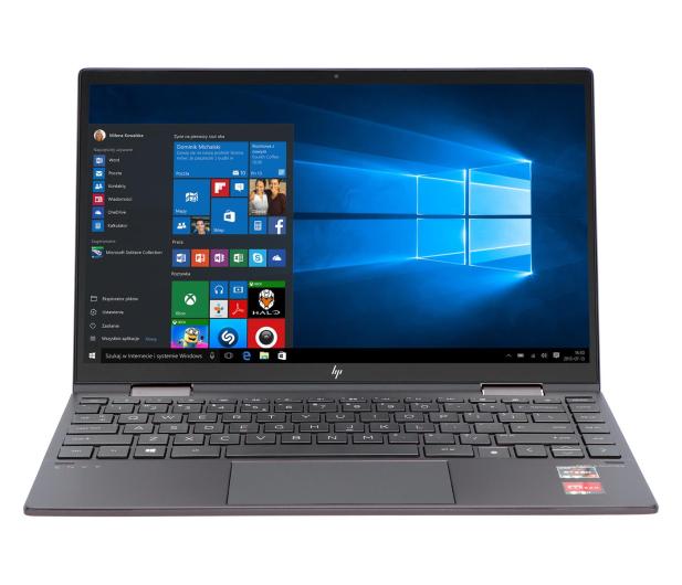 HP ENVY 13 x360 Ryzen 7-4700/16GB/512/Win10 - 588247 - zdjęcie 2