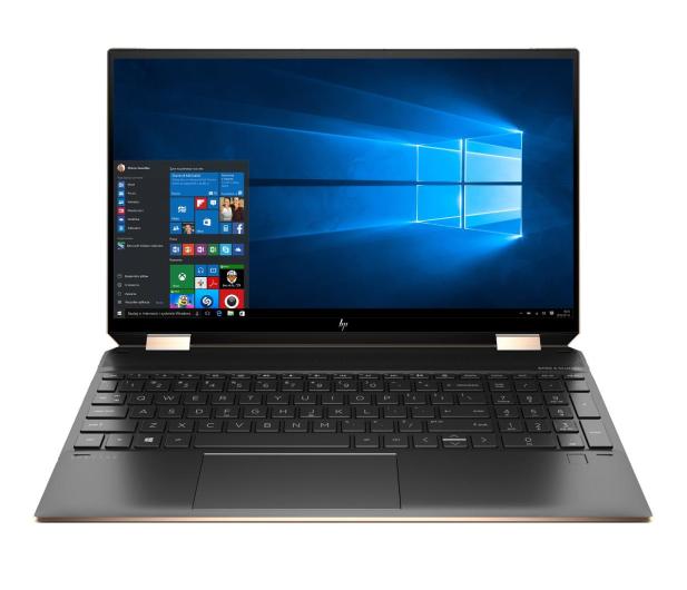 HP Spectre 15 x360 i7-10510/16GB/1TB/Win10P MX330  - 593222 - zdjęcie