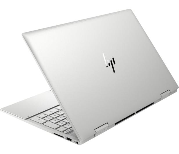 HP ENVY 15 x360 i5-1035G1/32GB/512/Win10 Silver - 618633 - zdjęcie 5