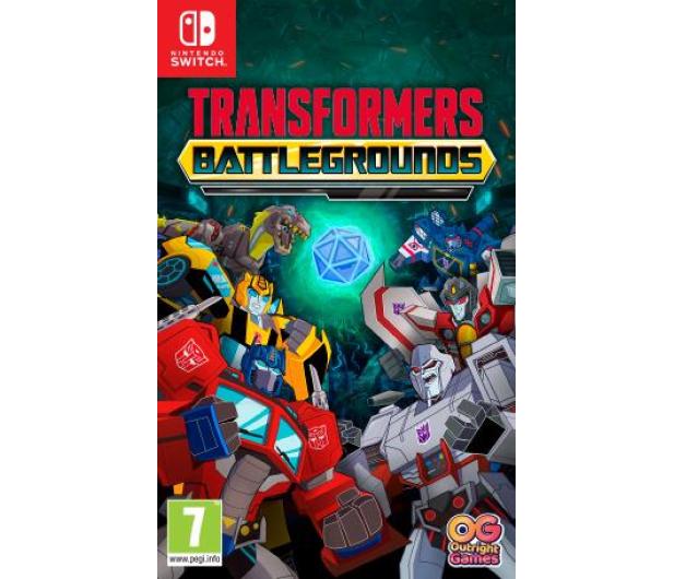 Switch Transformers: Battlegrounds - 586015 - zdjęcie 2