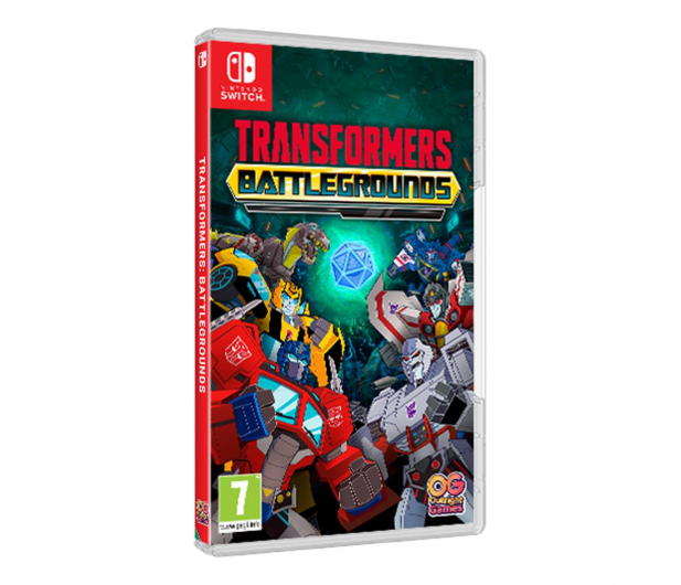 Switch Transformers: Battlegrounds - 586015 - zdjęcie