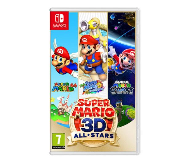 Switch Super Mario 3D All Stars - 589798 - zdjęcie
