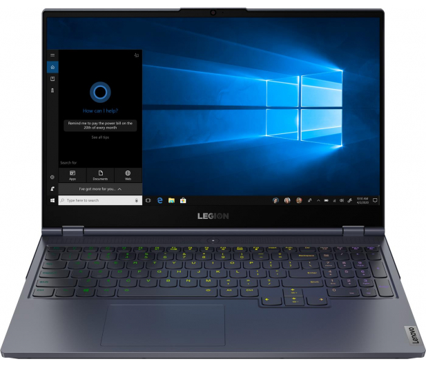 Lenovo Legion 7i-15 i7/16GB/512/Win10 RTX2070 144Hz - 585075 - zdjęcie 3