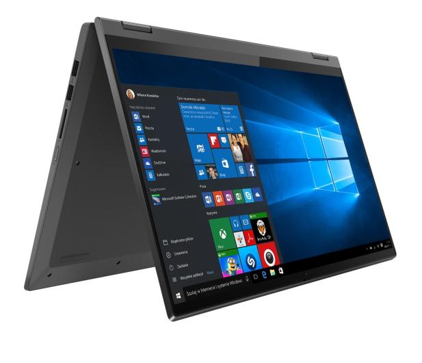 Lenovo IdeaPad Flex 5-15 i5-1035G1/8GB/512/Win10 - 584236 - zdjęcie