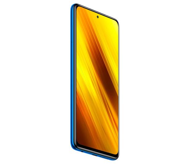 Xiaomi POCO X3 NFC 6/64GB Cobalt Blue - 590132 - zdjęcie 4