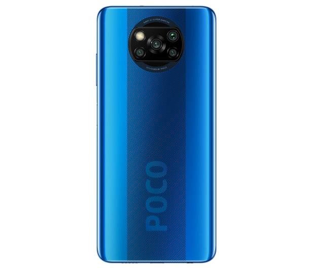 Xiaomi POCO X3 NFC 6/64GB Cobalt Blue - 590132 - zdjęcie 6