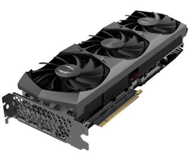 Zotac GeForce RTX 3090 Gaming Trinity 24GB GDDR6X - 589761 - zdjęcie 2