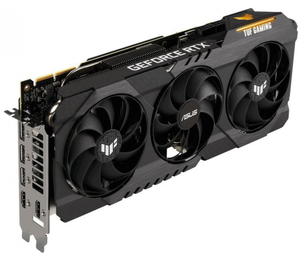 ASUS GeForce RTX 3090 TUF GAMING OC 24GB GDDR6X - 590076 - zdjęcie 3