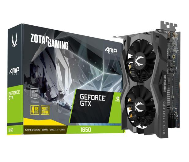 Zotac GeForce GTX 1650 Gaming AMP CORE GDDR6 4GB - 589077 - zdjęcie