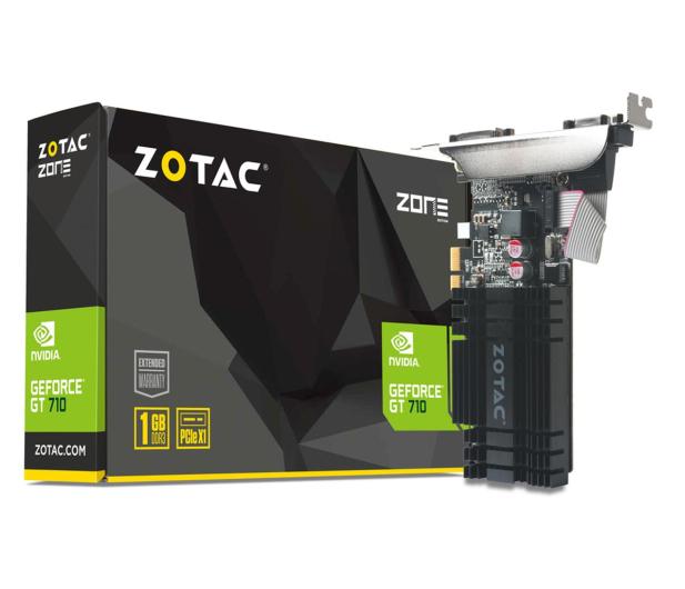 Zotac GeForce GT 710 1GB DDR3 - 589080 - zdjęcie