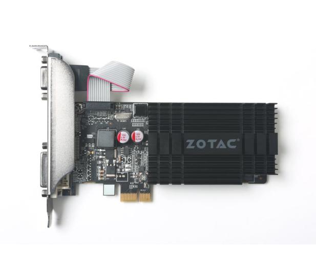 Zotac GeForce GT 710 1GB DDR3 - 589080 - zdjęcie 2