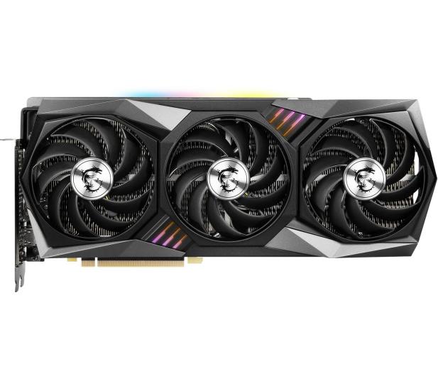 MSI GeForce RTX 3080 GAMING X TRIO 10GB GDDR6X - 589740 - zdjęcie 3