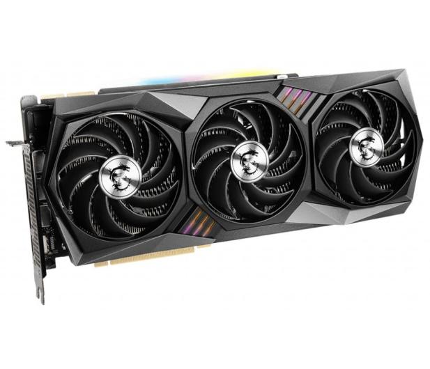 MSI GeForce RTX 3090 GAMING X TRIO 24GB GDDR6X - 589744 - zdjęcie 2