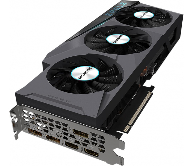 Gigabyte GeForce RTX 3080 EAGLE OC 10GB GDDR6X - 589758 - zdjęcie 2