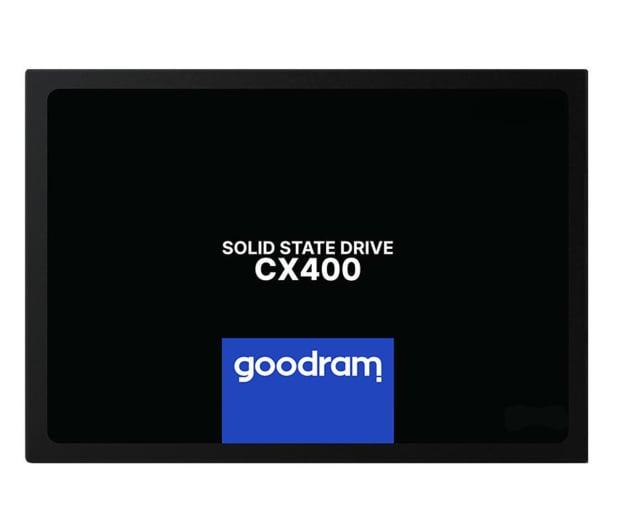 """GOODRAM 512GB 2,5"""" SATA SSD CX400 - 590335 - zdjęcie"""