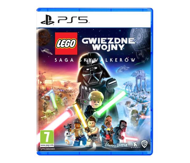 PlayStation Lego Gwiezdne Wojny: Saga Skywalkerów - 590764 - zdjęcie