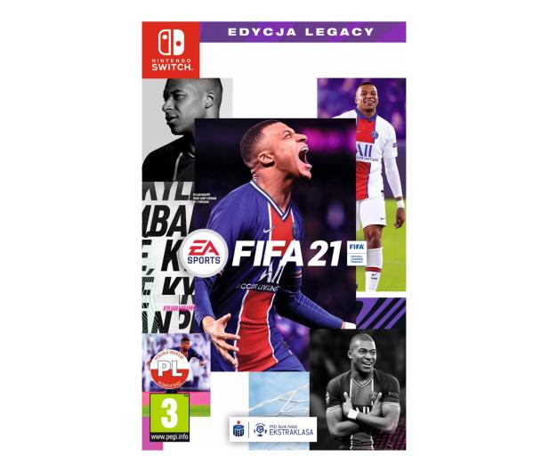 Switch FIFA 21 - 574684 - zdjęcie