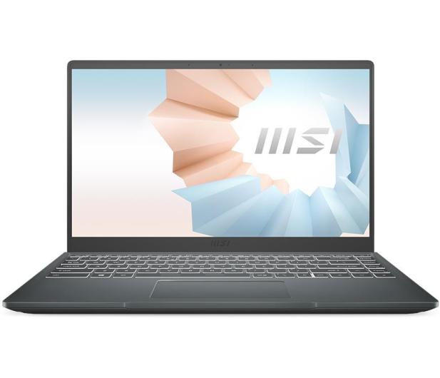 MSI Modern 14 i3-1115G4/8GB/512 - 618612 - zdjęcie 3
