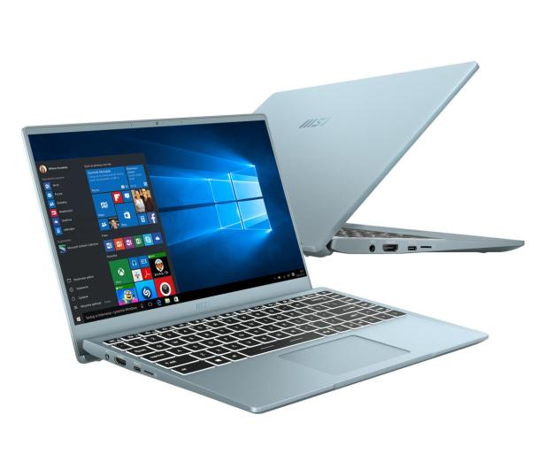 MSI Modern 14 i5-10210U/8GB/512/Win10 - 617490 - zdjęcie