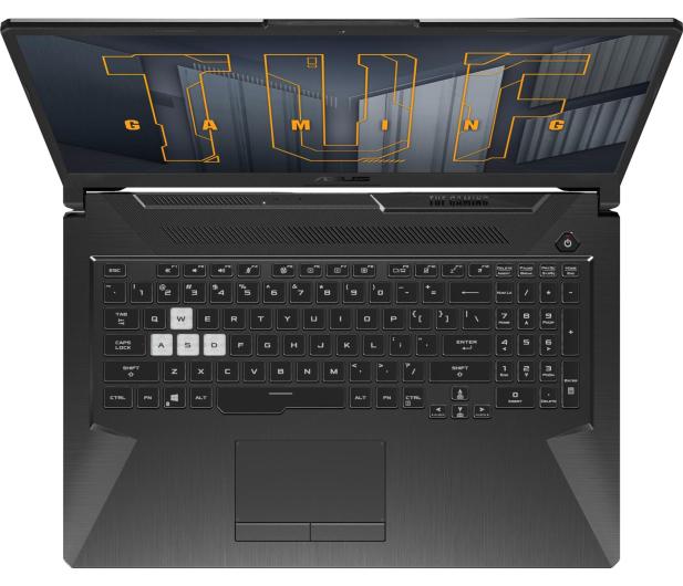 ASUS TUF Gaming A17 FA706QR R7-5800H/16GB/512GB/W10 - 620037 - zdjęcie 5