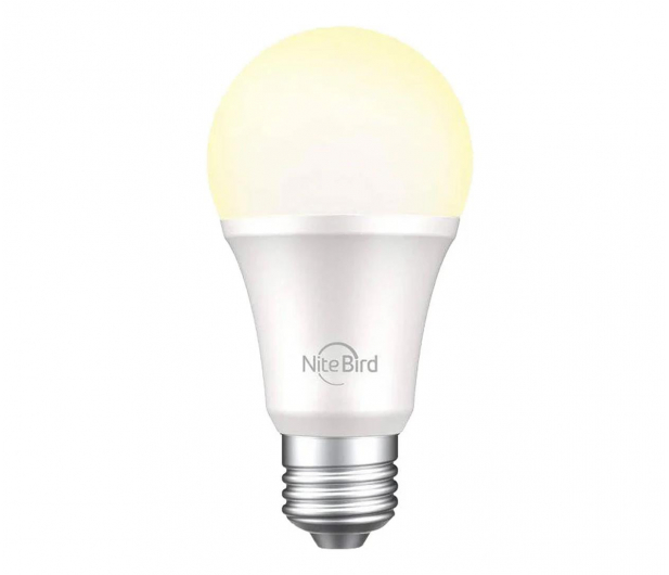 Gosund Nite Bird LED Smart Bulb White (E27 8W) - 617304 - zdjęcie