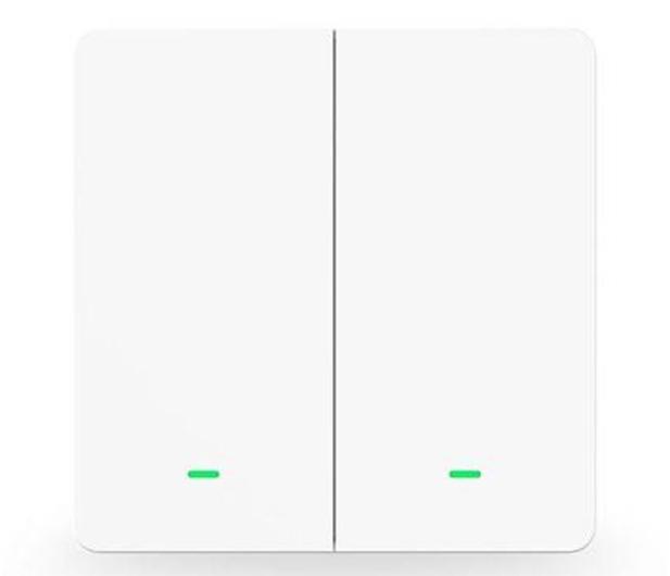 Gosund Inteligentny przełącznik światła (podwójny) - 617315 - zdjęcie