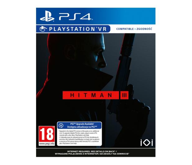PlayStation Hitman 3 - 606308 - zdjęcie