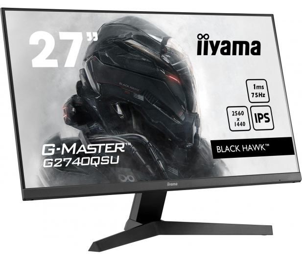 iiyama G-Master G2740QSU Black Hawk  - 618994 - zdjęcie 9