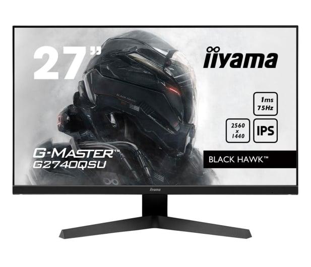 iiyama G-Master G2740QSU Black Hawk  - 618994 - zdjęcie