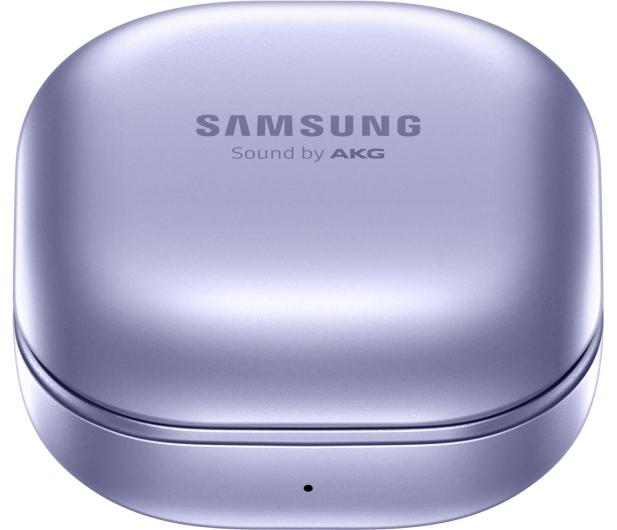 Samsung Galaxy Buds Pro fioletowe - 619436 - zdjęcie 4