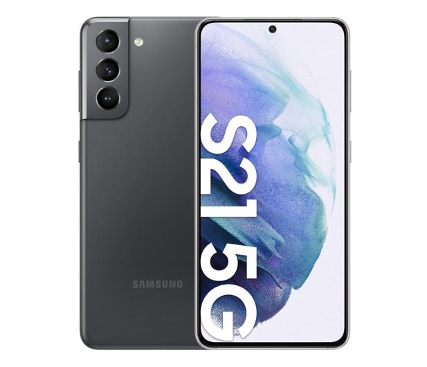 Samsung Galaxy S21 G991B 8/128 Dual SIM Grey 5G - 614051 - zdjęcie