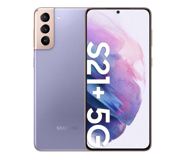 Samsung Galaxy S21+ G996B 8/256 Dual SIM Violet 5G - 614066 - zdjęcie
