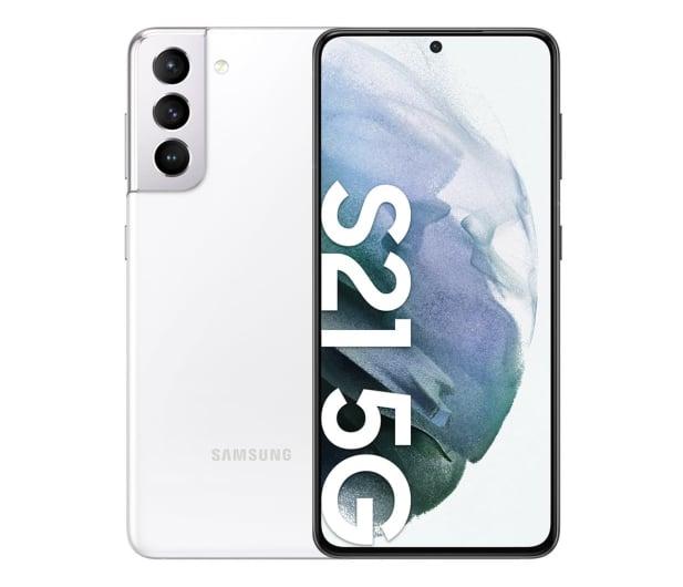 Samsung Galaxy S21 G991B 8/256 Dual SIM White 5G - 614059 - zdjęcie
