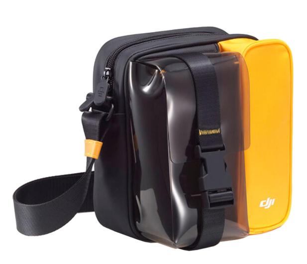 """DJI Torba """"Plus"""" Mini 2 czarno-żółty - 616740 - zdjęcie"""