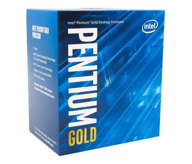 Intel Pentium Gold G6500 - 618423 - zdjęcie