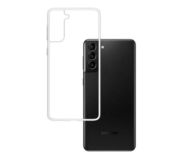 3mk Clear Case do Samsung Galaxy S21 - 619105 - zdjęcie