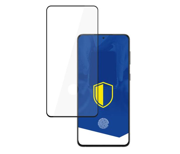 3mk Szkło HardGlass MAX™ do Samsung Galaxy S21+ - 619132 - zdjęcie