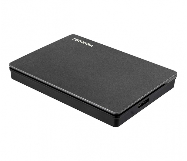 Toshiba Canvio Gaming 1TB USB 3.2 Czarny - 620507 - zdjęcie