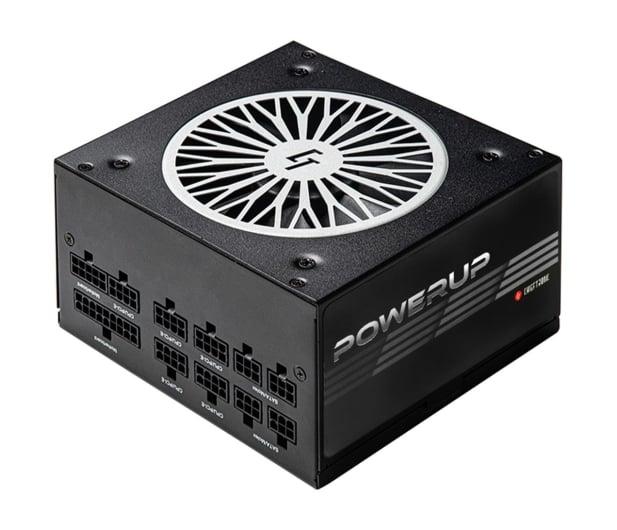 Chieftronic PowerUP 650W 80 Plus Gold - 619904 - zdjęcie