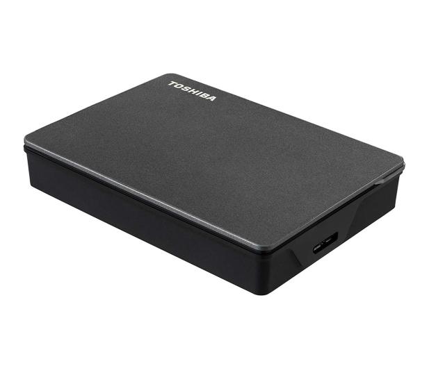 Toshiba Canvio Gaming 4TB USB 3.2 Czarny - 620512 - zdjęcie